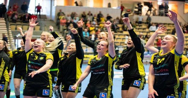 Sävehof recruit Danish talent Ida Lagerbon