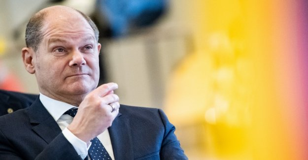 Scholz fights for his land-tax-design