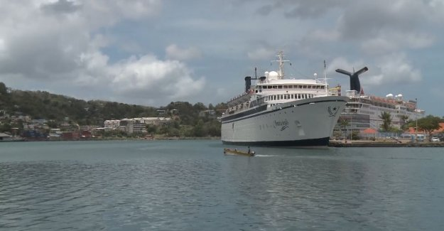 Scientology cruise ship in quarantine after outbreak measles virus