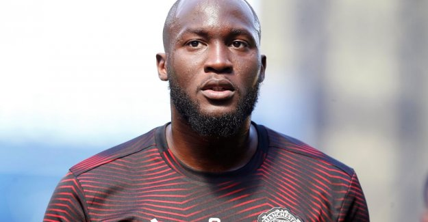 Season of Lukaku, there may be: Red Devil again on the mark with hamstring