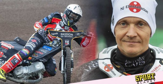 Second place for Lindgren in the GP premiere
