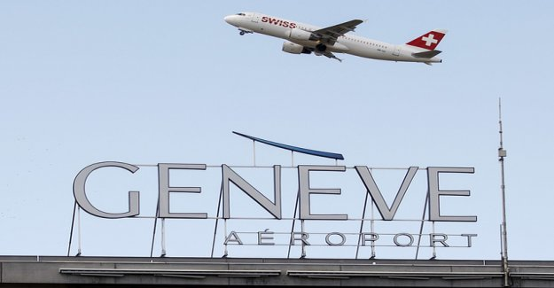 Security chief to Geneva airport arrested