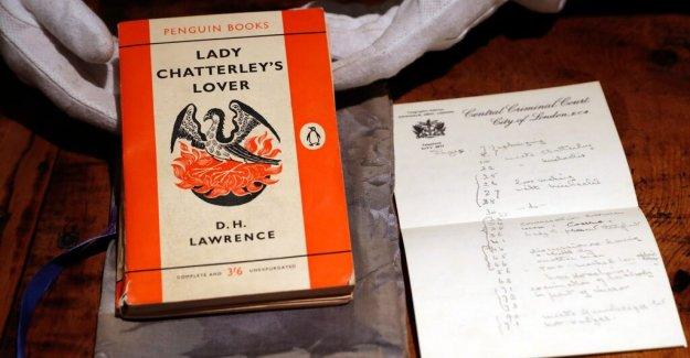 Sexskandalbok 1928-may the british export ban