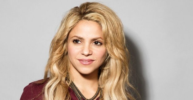 Shakira freed from the accusation of plagiarism