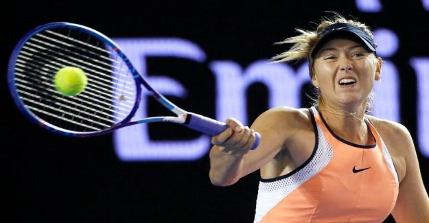 Sharapova pulls out of French championships