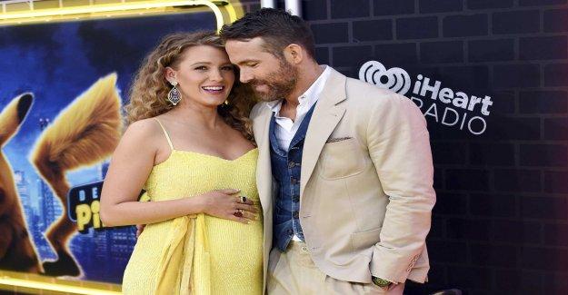 Skådespelarparet are expecting their third child