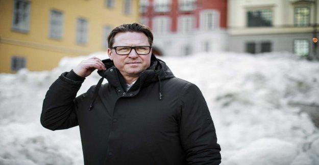Skistar, ceo Mats Årjes less
