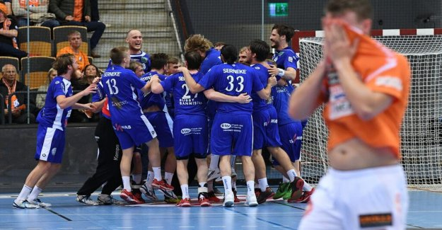 Skrällen: the Champions knocked out of three straight