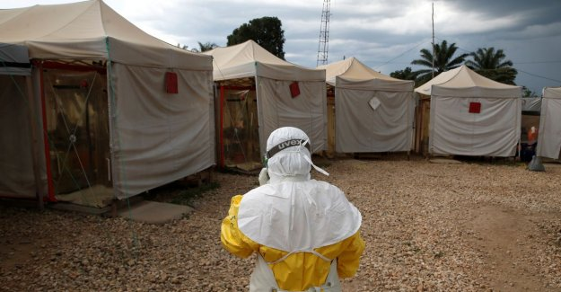 Slachtofferaantal of ebola in the Congo is approaching the thousand
