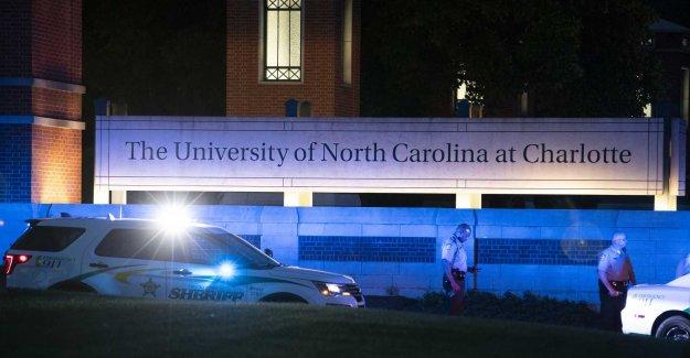 Slain student hailed as hero