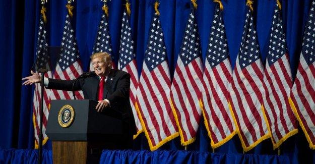 Slutstrid if Trump's declarations a step closer