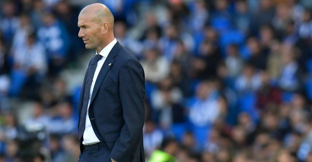 So appalling was the season of Real Madrid