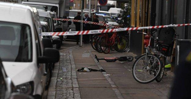 So the gunman escape after killing