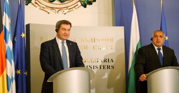 Söder criticized Orbán's Meeting with Salvini