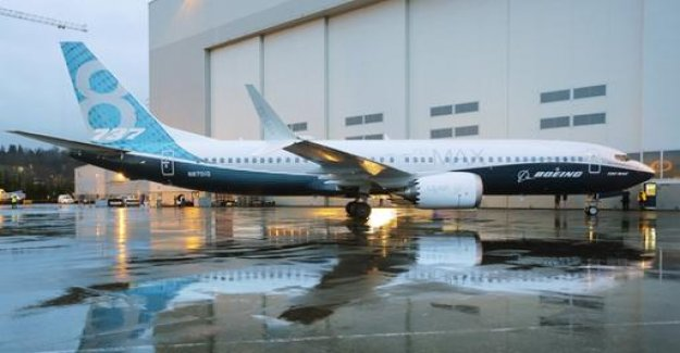 Software-Update: Boeing to equip disaster plane 737 Max