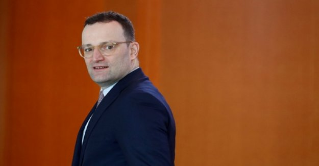 Spahn sets out steps for measles vaccination