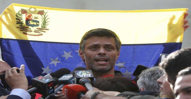 Spain protects the venezuelan politician