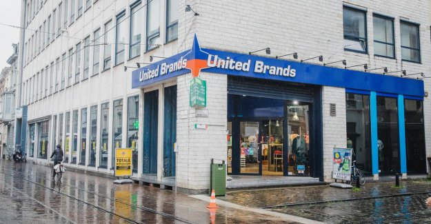 Sports store United Brands, it quits in Ghent
