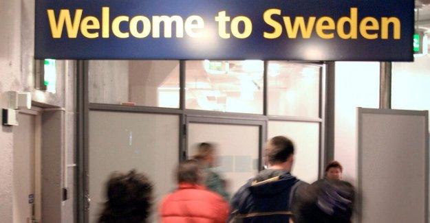 Språkkrönika: the land Borders are often language barriers