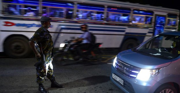 Sri Lanka has declared a national curfew after new unrest