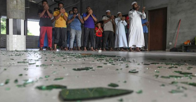 Sri Lanka shaken by the wave of violence against muslims after the terror attack