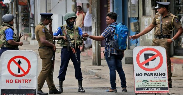 Sri Lanka: the Foreigner can be the brain behind the attacks