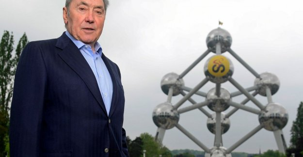 Still 50 days before the start of the Tour de France: Brussels gradually, under the spell of the 'Grand Départ'