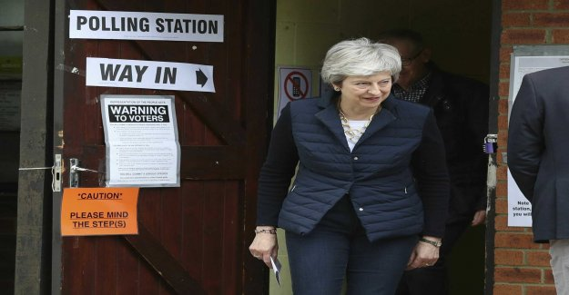 Stinging local elections for the Tories and Labour