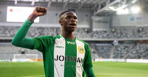 Stockholmslag has sold the african players for over 300 million