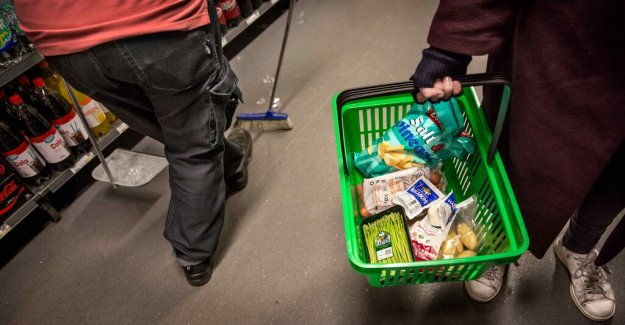 Strong boost for the food industry