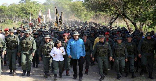 Struggle: Cuba power influence in Venezuela
