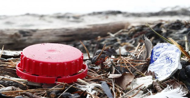 Study: plastmängden in seas greater than feared