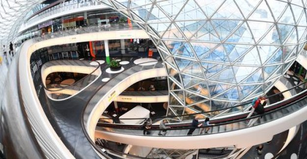 Study: the time of The great shopping center are over