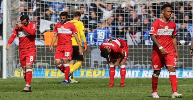Stuttgart must hope for the Relegation