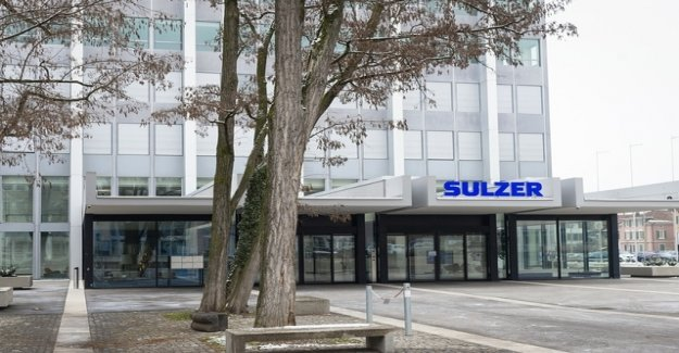 Sulzer is on a shopping spree in Texas
