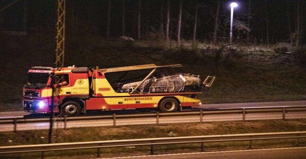 Suspected murder – body parts found in utbrunnen car