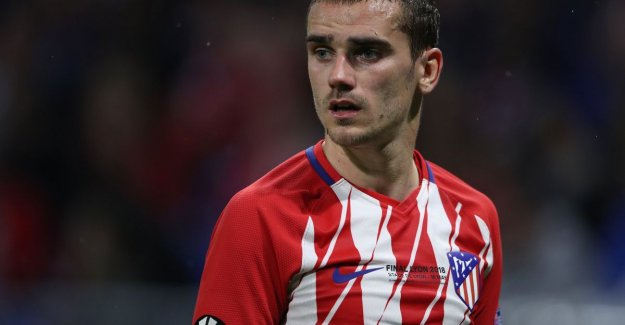 Swallows FC Barcelona are proud and gets the Antoine Griezmann to Camp Nou? Or he goes to PSG?