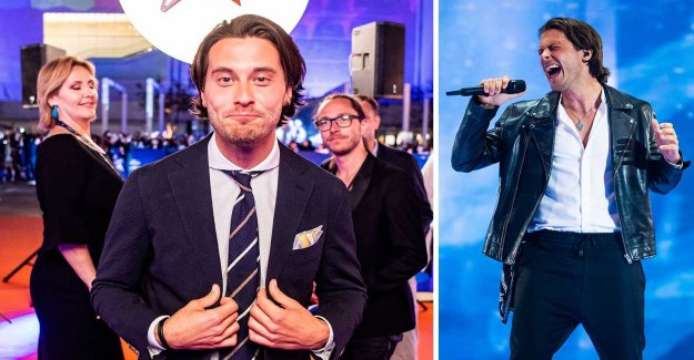 Swedish anonymous in the first Eurovision - ~ ~ ~ ~