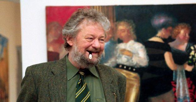 Swedish artist Peter Dahl is dead