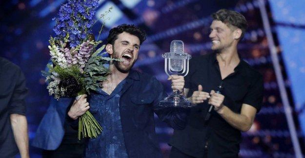 Swedish låtskrivarens the joy of winning in the night: Is confused