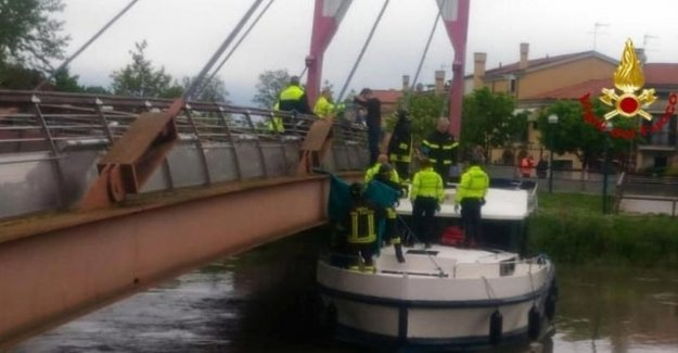 Swiss in house boat accident in Jesolo killed