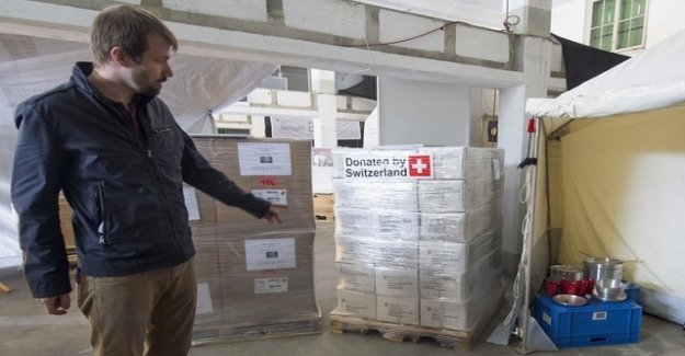 Switzerland to provide, in fewer countries, development aid