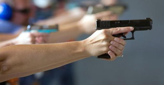 Teachers are allowed to teach in Florida armed under
