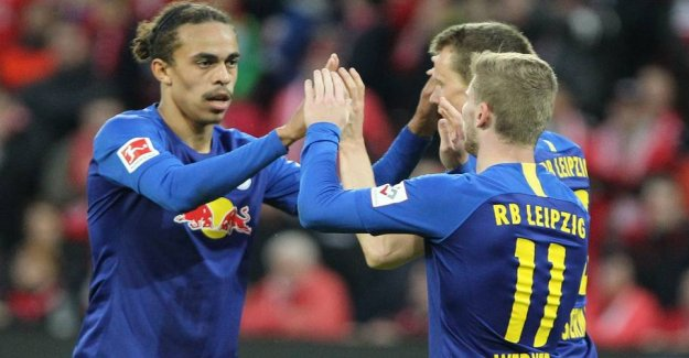 Terrible end for Yussuf and Leipzig