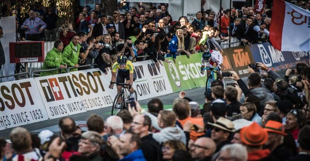 The Battle of the North will become large, nordic bike race for women