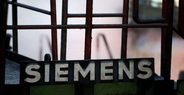 The FBI determined, apparently, against Siemens in Brazil