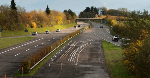 The Swiss Council of States Commission, the highway expansion on the brakes