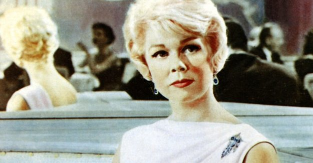 The actor and the artist Doris Day is dead
