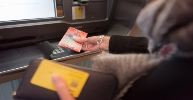 The cash is in Switzerland an unexpected Comeback