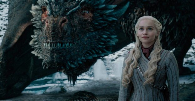 The coffee cup in the Game of thrones: worth millions in pr